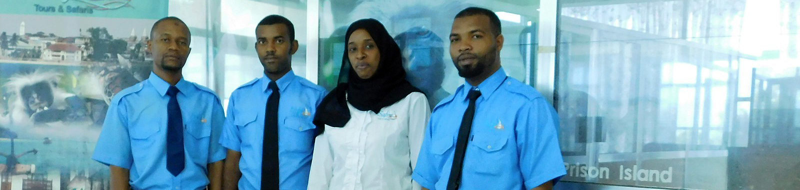 Equipe direction Safina tours